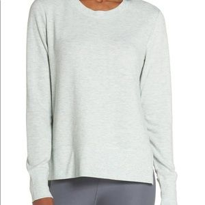 ALO Glimpse Long Sleeve Sweater